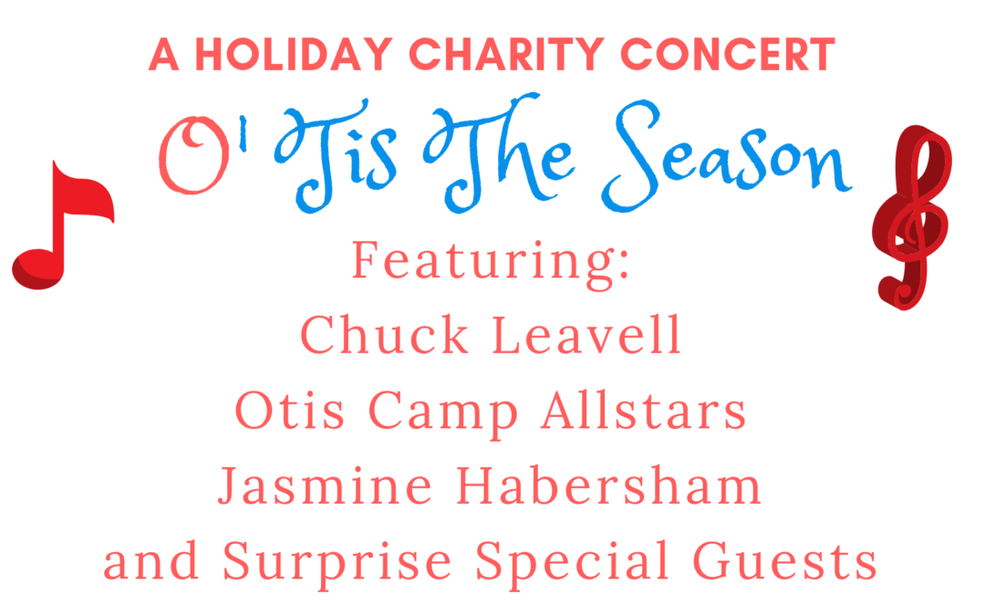 O'Tis the Season: A holiday charity concert