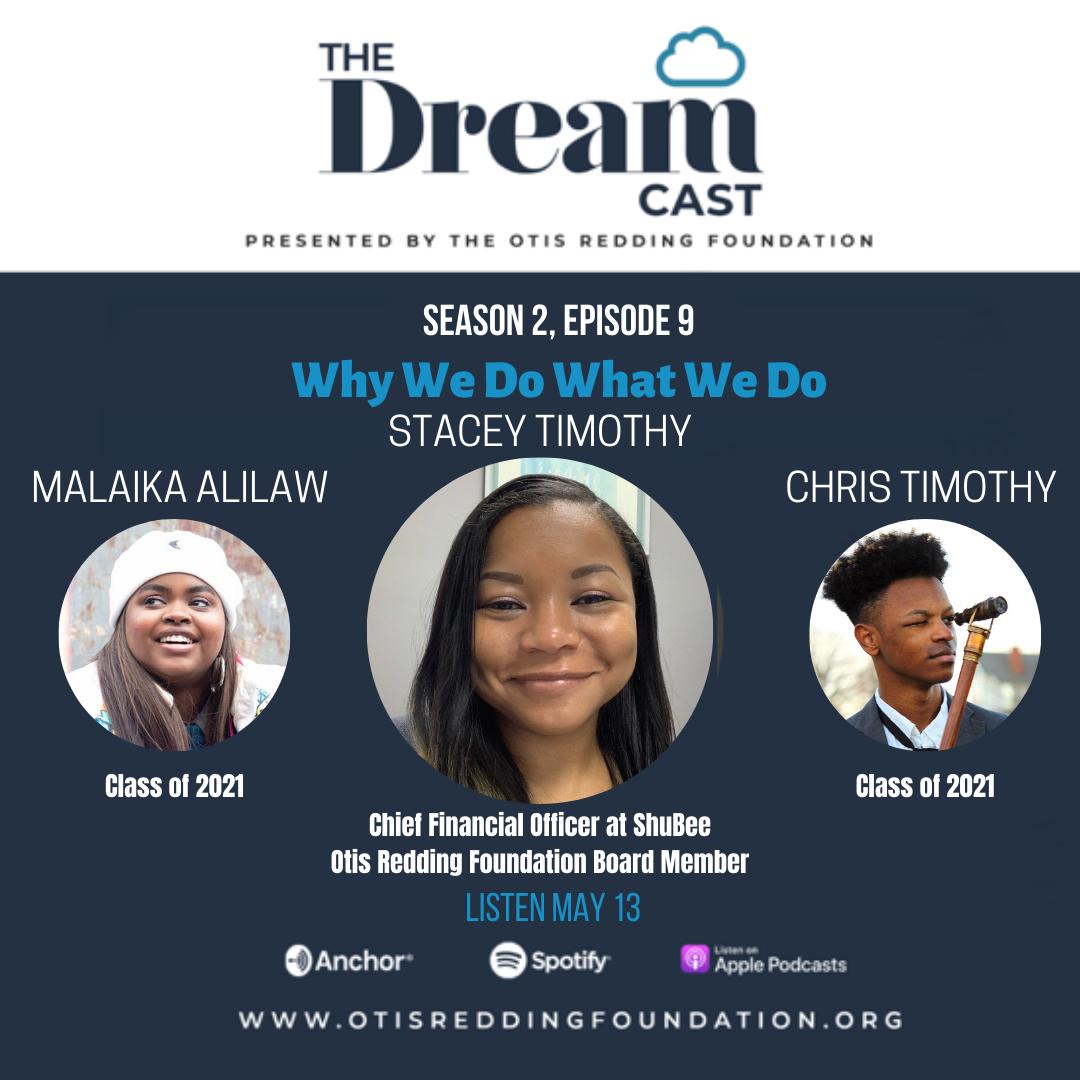 DREAMcast podcast Shea O'Connor